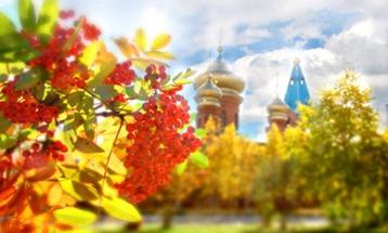 Осенний праздник «Сны листопада»