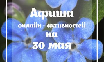 """""""Белый лебедь"""" и """"Чёрный стриж"""" 30 мая"""