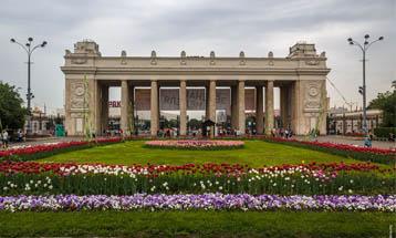 Обзор новшеств парков Москвы