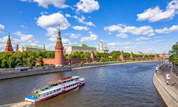 Реки Москвы и их воды