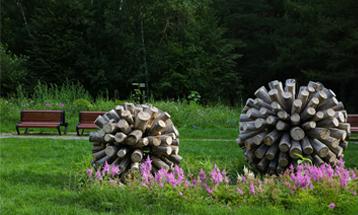 В Тропарево обустроен Сад здоровья