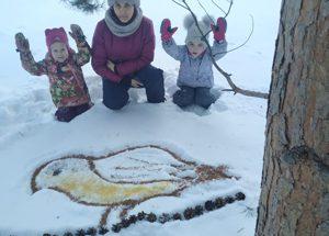 Итоги «Снежного холста»