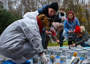 Завершится Kuskovo GREEN FEST